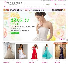 Store Dress
