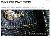 Black & Denim