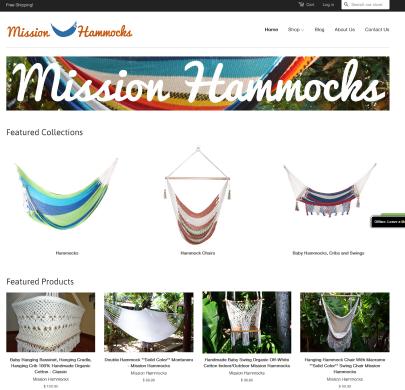 Missionhammocks
