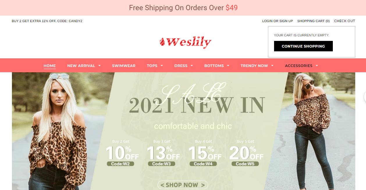 Weslily