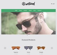 West Wood Sun Glasses