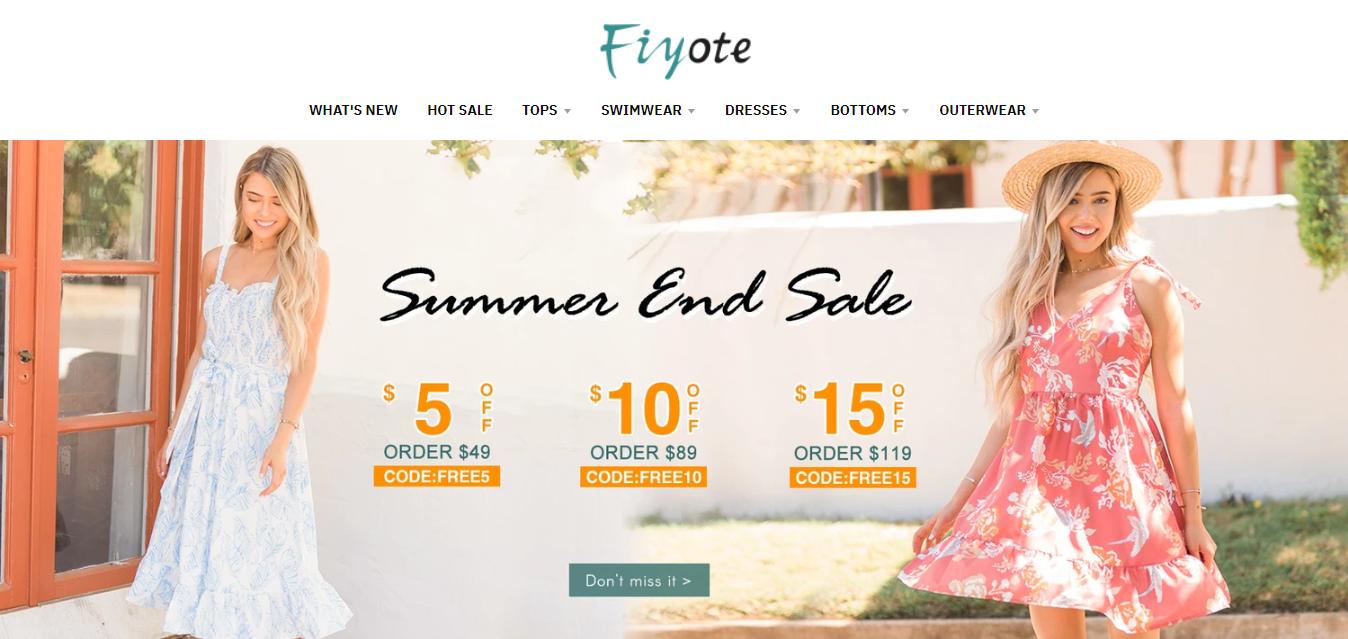 fiyote.com