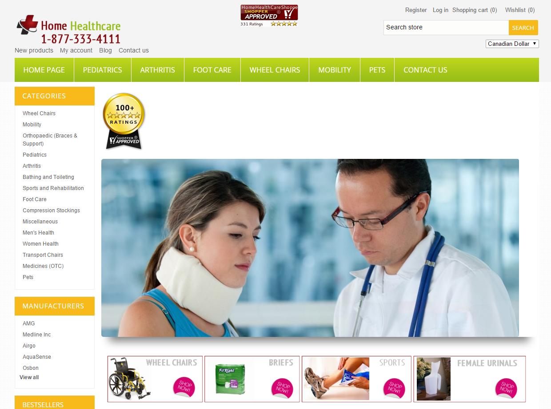 Home Health Care Shoppe