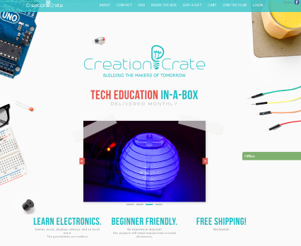 My Creation Crate
