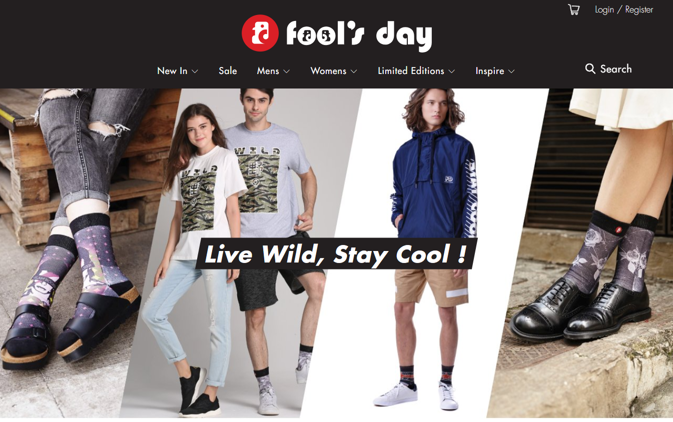 Sock.fools-day